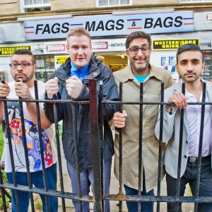 Fags, Mags & Bags
